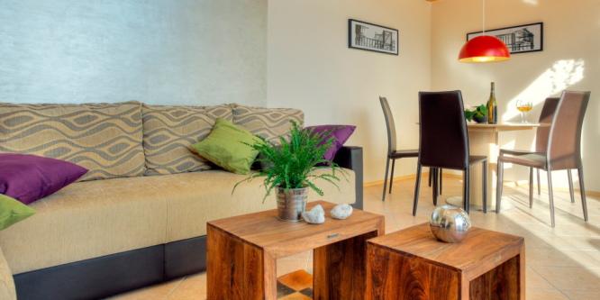 4 - Apartmaji Pri nas Kobarid