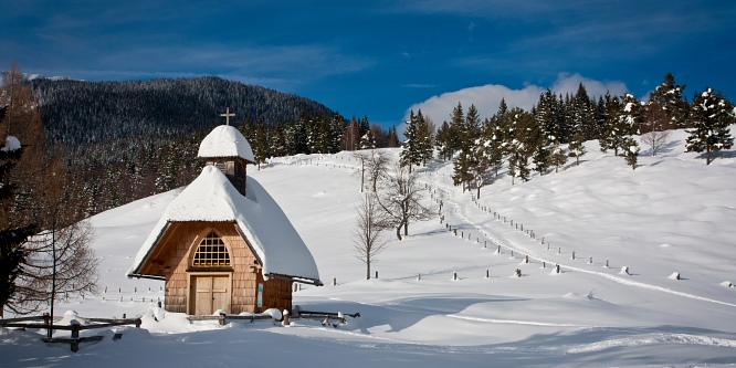 5 - Pokljuške planine - Uskovnica in Zajamniki