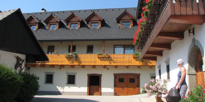 3 - Turistična kmetija Pri Biscu, Bled