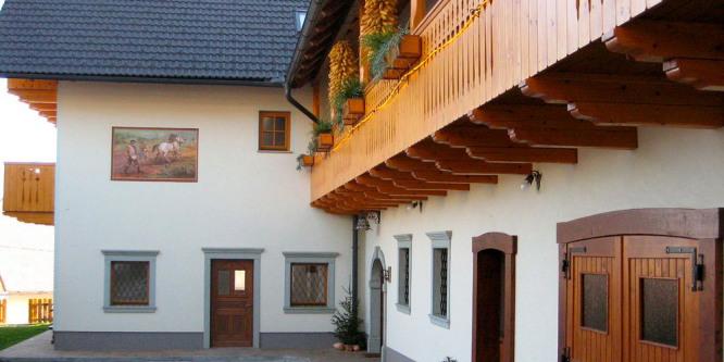 2 - Pri Biscu Tourist Farm, Bled
