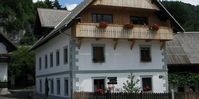 1 - House Ana, Bohinjska Bela
