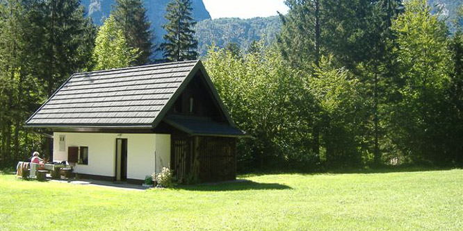 1 - Holiday House Ukanc, Bohinj