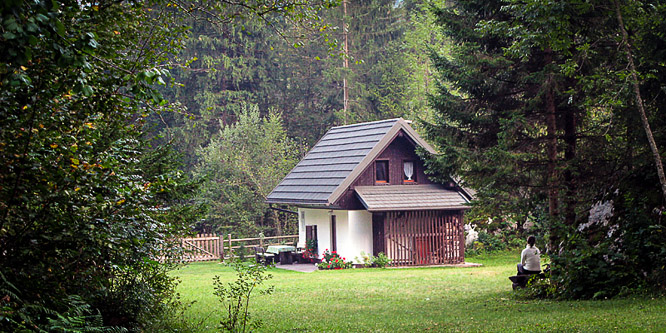 4 - Holiday House Ukanc, Bohinj
