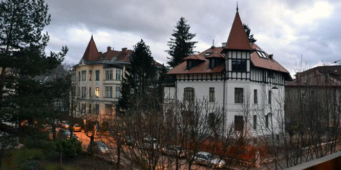 2 - Vila Veselova Ljubljana