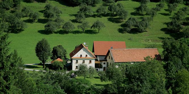 1 - Tourist farm Želinc, Cerkno