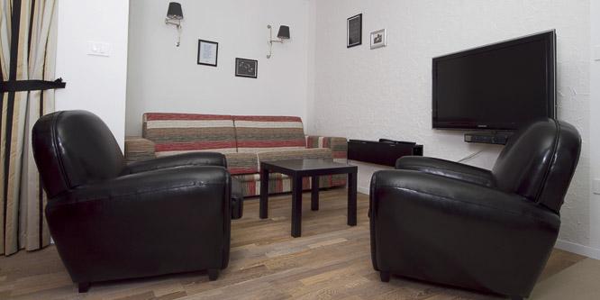 2 - Apartmaji Mengore, Tolmin