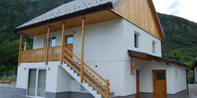 2 - Hiša Julian, Bovec