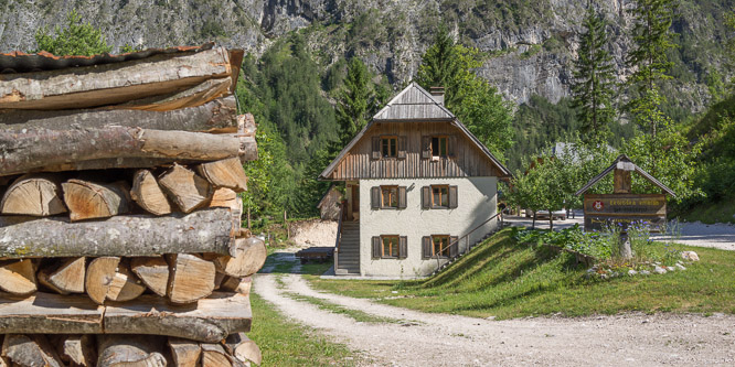 1 - Tourist farm Pri Plajerju, Trenta