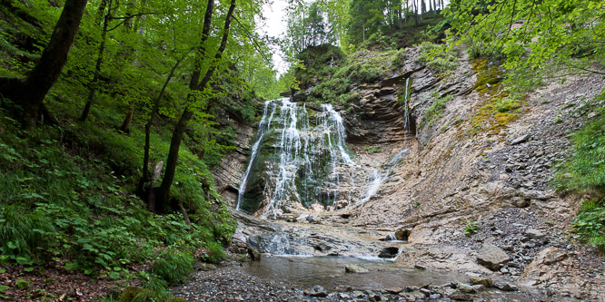 3 - Stegovnik waterfall