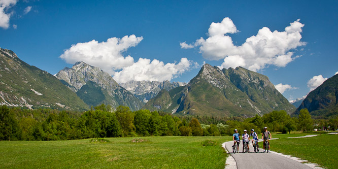 2 - Mountain biking around Bovec