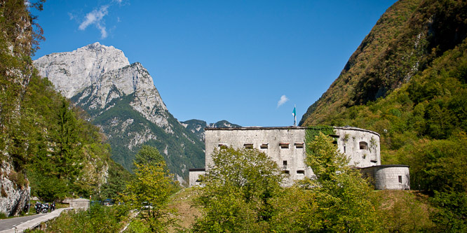 4 - Mountain biking around Bovec