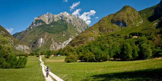 1 - Mountain biking around Bovec