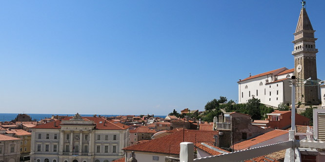 5 - Apartment Sebastijan, Piran