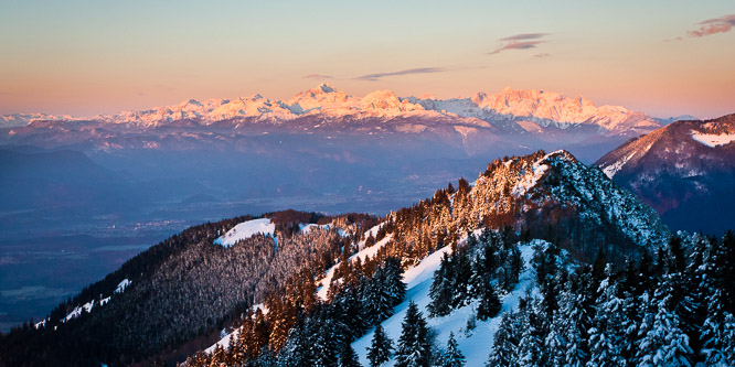 2 - Kriška gora and Tolsti vrh