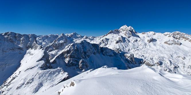 3 - Veliki Draški vrh