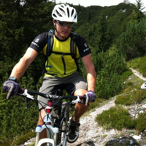 mountain bike guide slovenia
