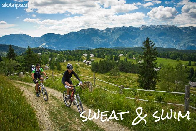 mountain bike day tour bohinj slovenia
