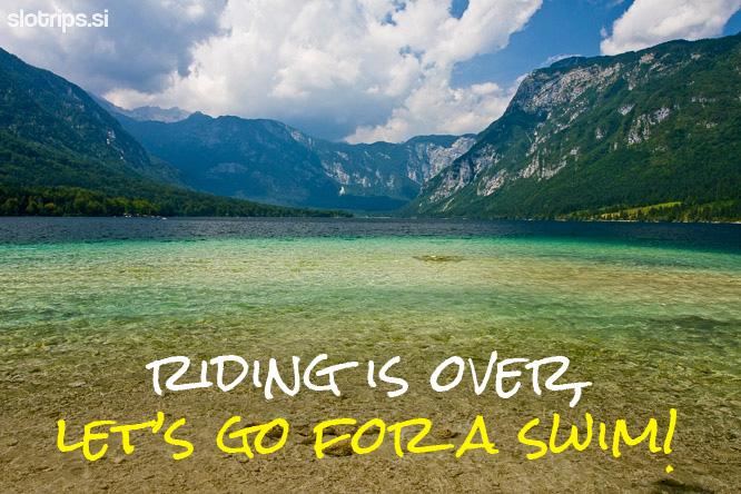 slovenia bohinj mountain bike day tour