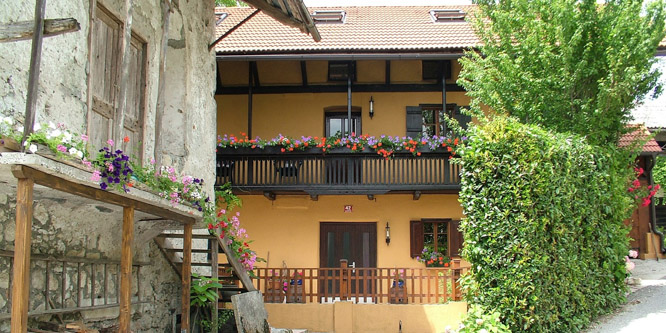 1 - Holiday House Katrič, Tolmin