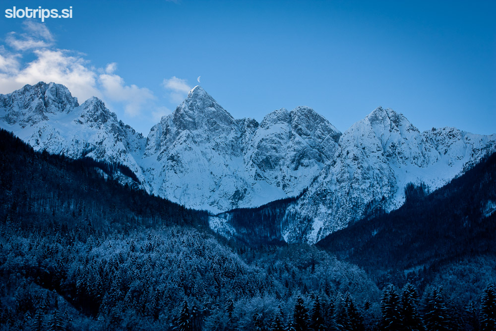 spik mountain slovenia julian alps