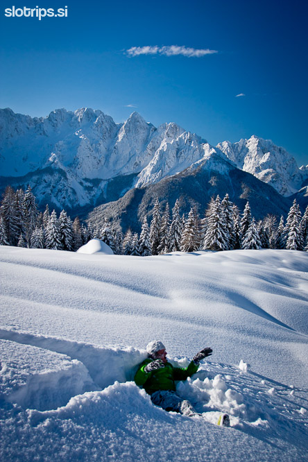 winter slovenia