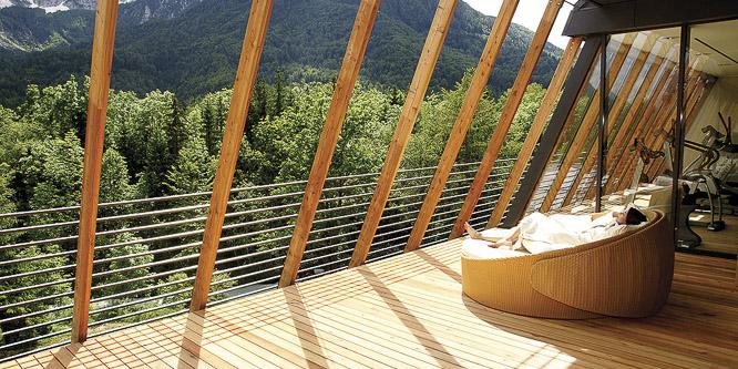 2 - Alpine Wellness Resort Špik, Gozd Martuljek
