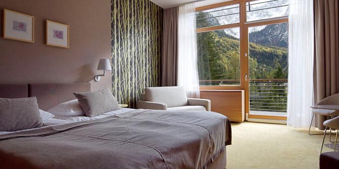 3 - Alpine Wellness Resort Špik, Gozd Martuljek