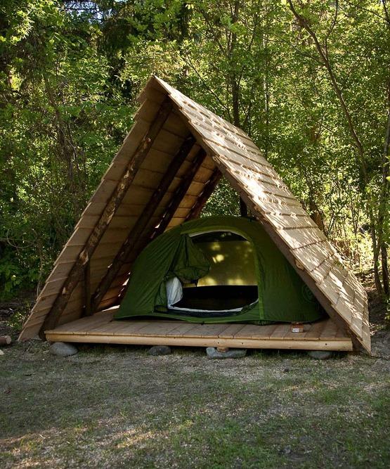 camping na skali logar valley slovenia