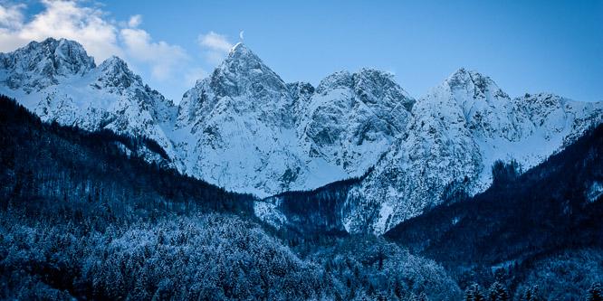 1 - Alpine Wellness Resort Špik, Gozd Martuljek