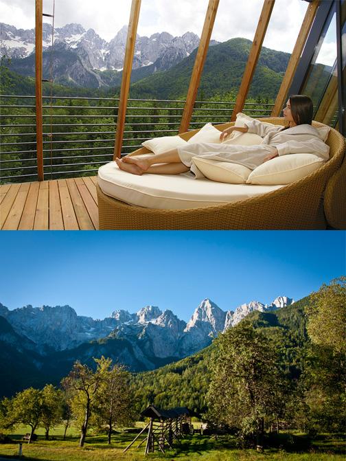 hotel spik kranjska gora slovenia