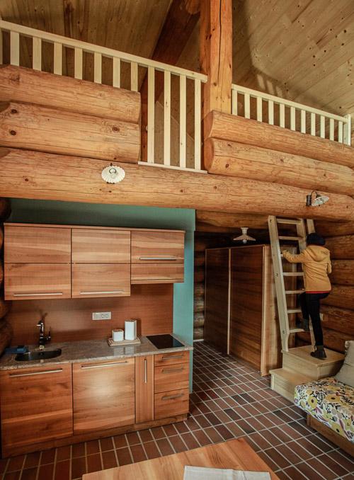 wooden chalets maribor pohorje slovenia
