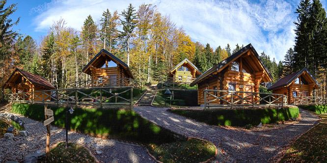 2 - Zelena vas Ruševec, Pohorje