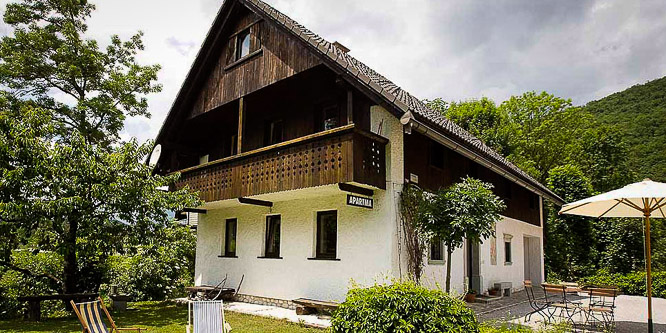 1 - Apartments Polje, Lake Bohinj