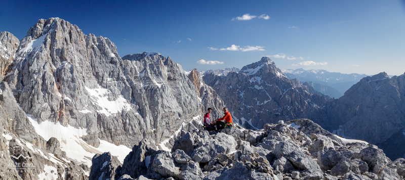 slovenia mountaineering