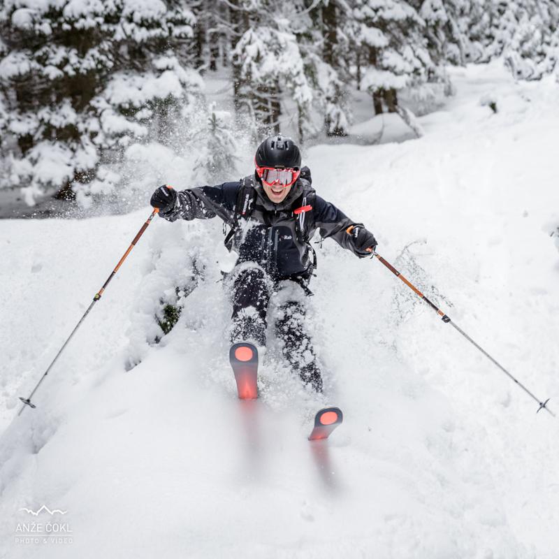 backcountry skiing slovenia