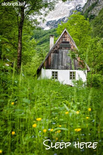 slovenia self guided tour