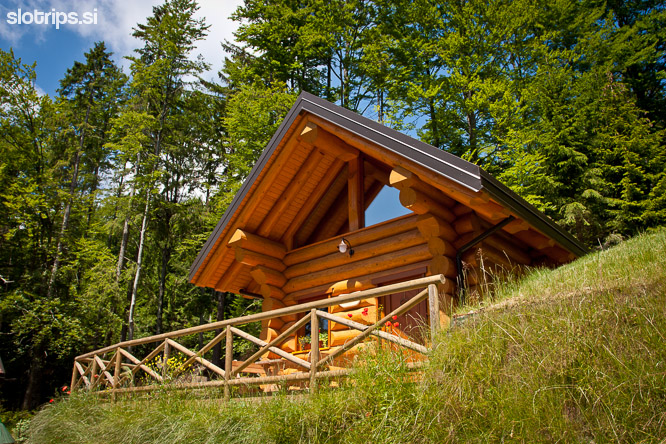 slovenia pohorje green village rusevec