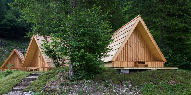2 - Camp Korita, Soča valley