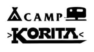 kamp korita trenta soca slovenija