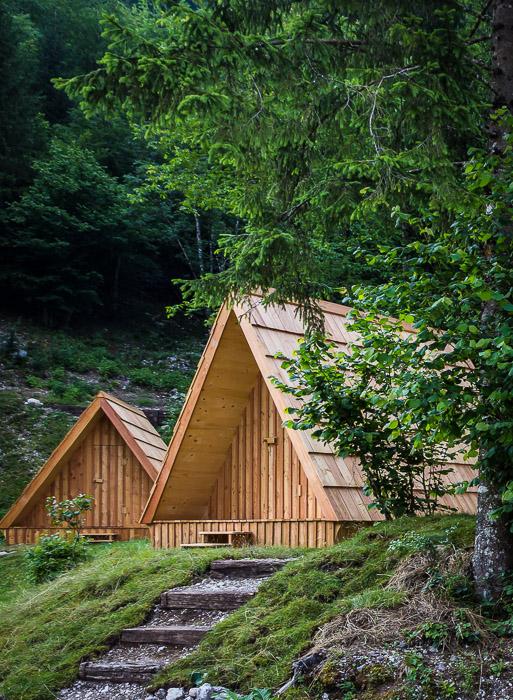 camping korita soca valley trenta slovenia