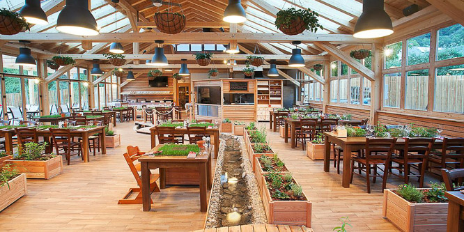 1 - Greenhouse, Garden Village Bled