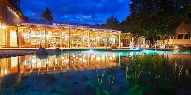 6 - Greenhouse, Garden Village Bled