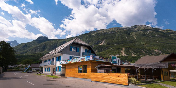 1 - Hostel Soča Rocks, Bovec