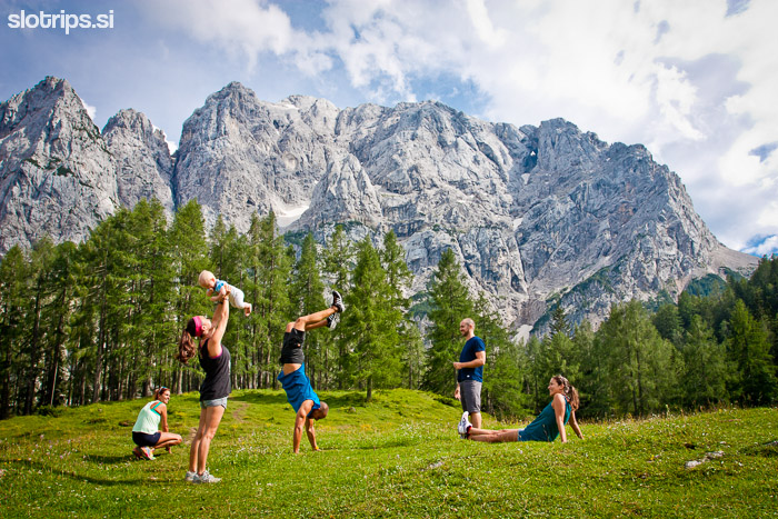 hiking tours slovenia