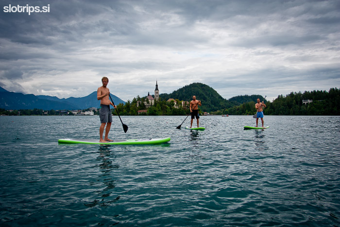 slovenia hiking tours lake bled