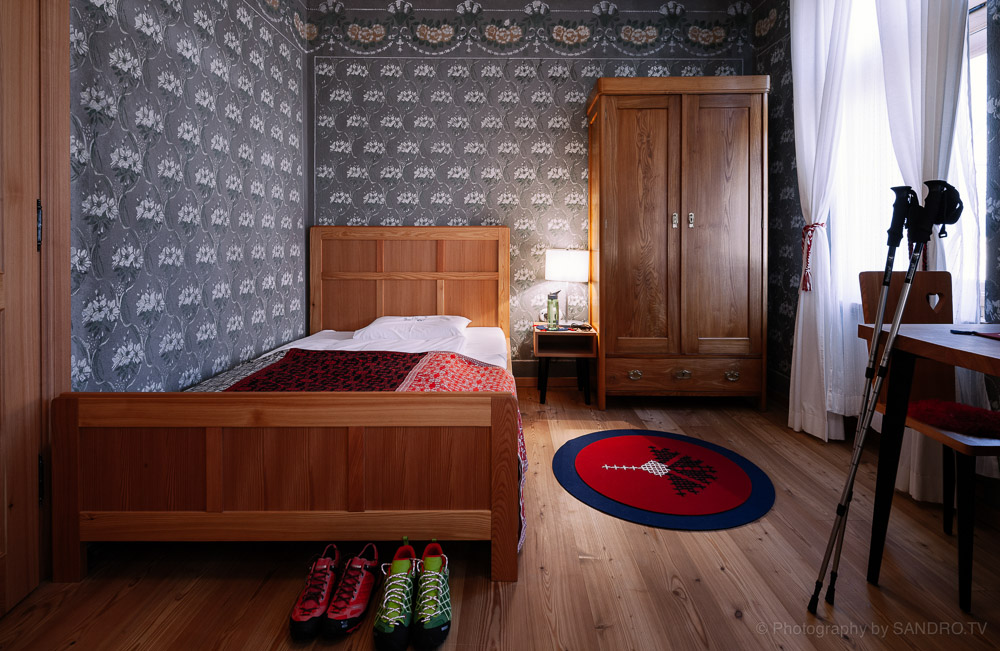 sobe pr gavedarju kranjska gora slovenija
