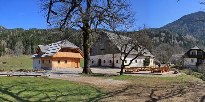 2 - Šenkova domačija, Jezersko