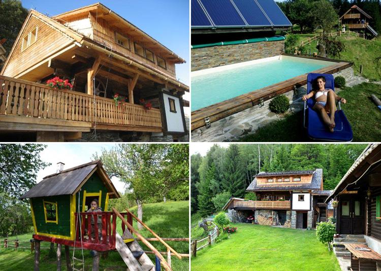 lonely holidays house kozjak maribor slovenia