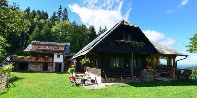 1 - Samotna počitniška hiša Kozjak, Maribor