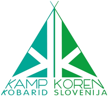 camp koren kobarid slovenia soca valley